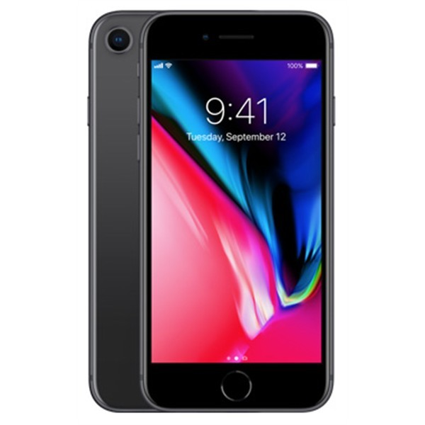 Apple iPhone 8 256GB Space grey - Kat. A