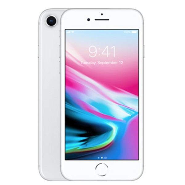 Apple iPhone 8 64GB Silver - Kategorie A