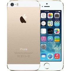 Apple iPhone 5S 16GB Gold č.1