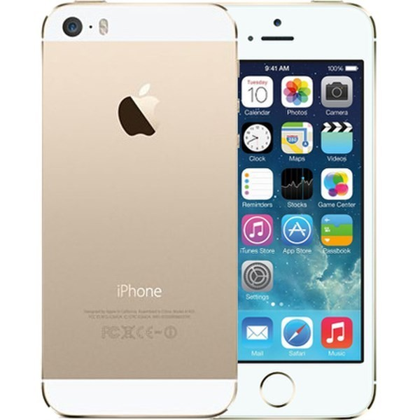Apple iPhone 5S 32GB Gold - Kategorie A+