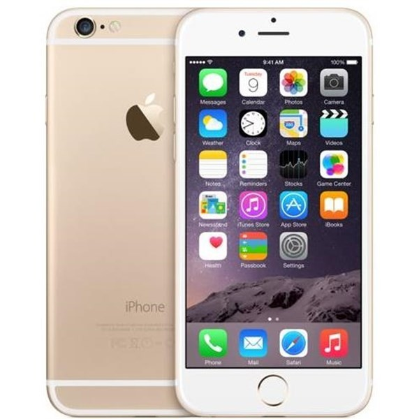 Apple iPhone 6 Plus 128GB Gold - Kat. B