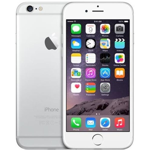 Apple iPhone 6 Plus 128GB Silver - Kategorie B