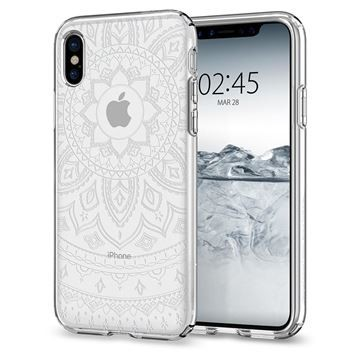 Kryt Spigen Liquid Crystal pro iPhone X