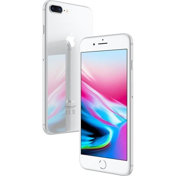 Apple iPhone 8 Plus 64GB Silver + bezdrátová nabíječka ZDARMA