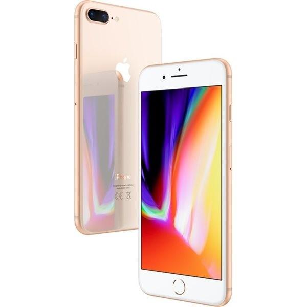 Apple iPhone 8 Plus 256GB Gold + bezdrátová nabíječka ZDARMA