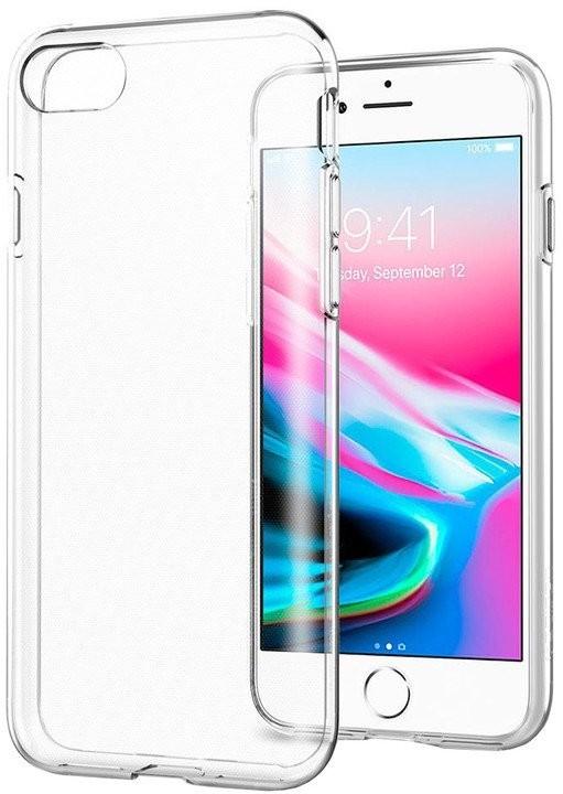 Kryt Spigen Liquid Crystal - Crystal clear pro Apple iPhone 7/8