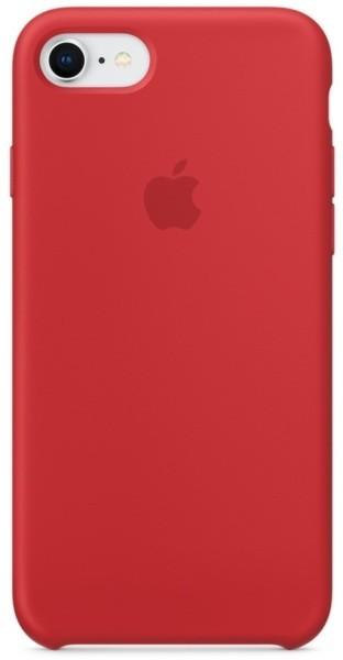 Apple silikonové pouzdro pro iPhone 7/8 - Red