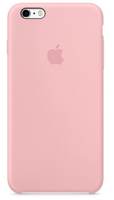 Apple iPhone 6/6S Silicone Case MKY62FE/A - Pink
