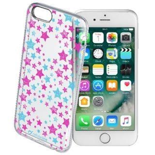 Průhledné gelové pouzdro Cellularline STYLE pro Apple iPhone 6/6S, motiv Stars