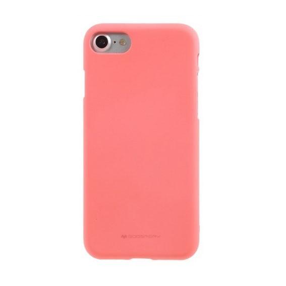MERCURY GOOSPERY Soft Feeling Jelly Case pro iPhone 6/6S - Pink