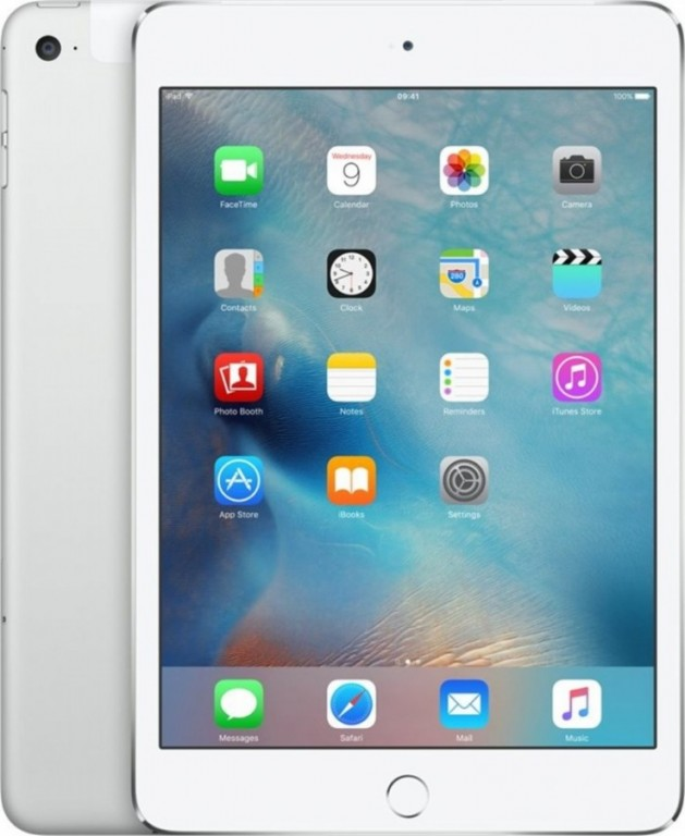 Apple iPad mini 4 16GB Cellular Silver kategorie A