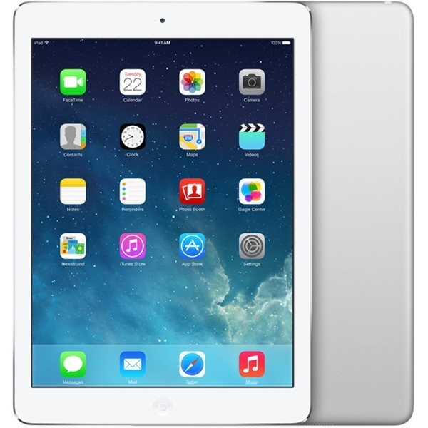 Apple iPad Air 64GB WiFi Silver - Kategorie A