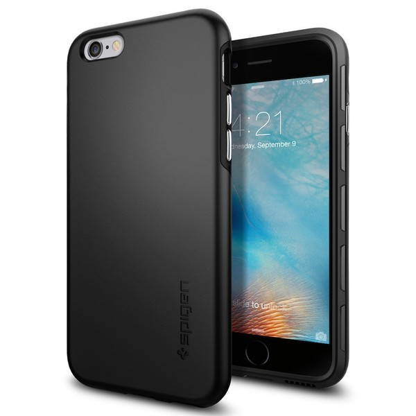Kryt Spigen Thin Fit Hybrid pro Apple iPhone 6/6S