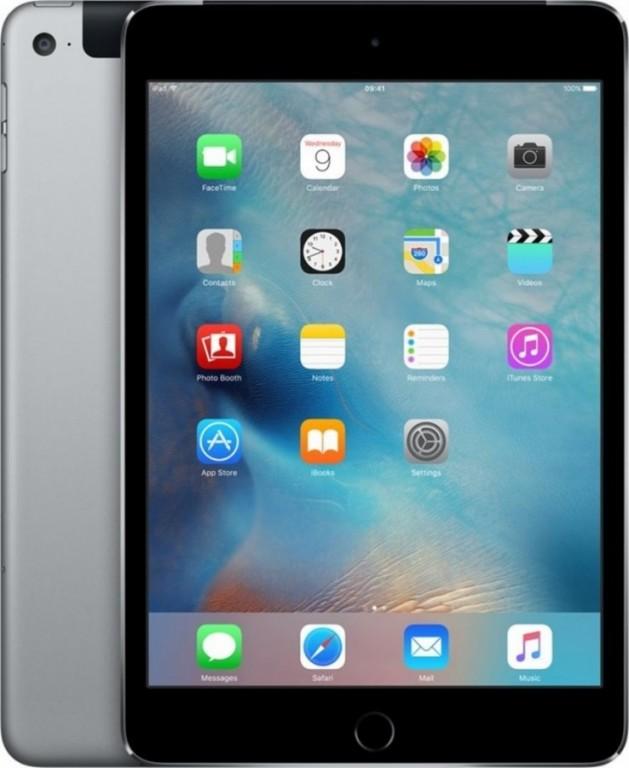 Apple iPad Mini 3 16GB Cellular Space Grey - Kategorie A