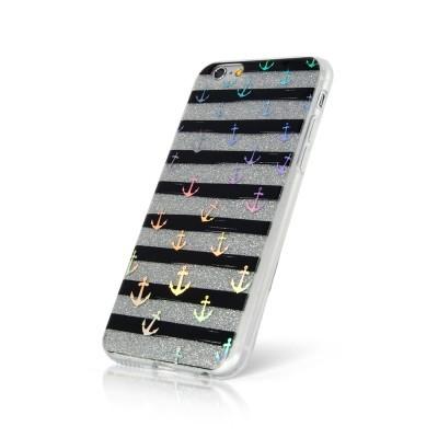 Mercury zadní kryt pro iPhone 6/6S Glitter Anchor