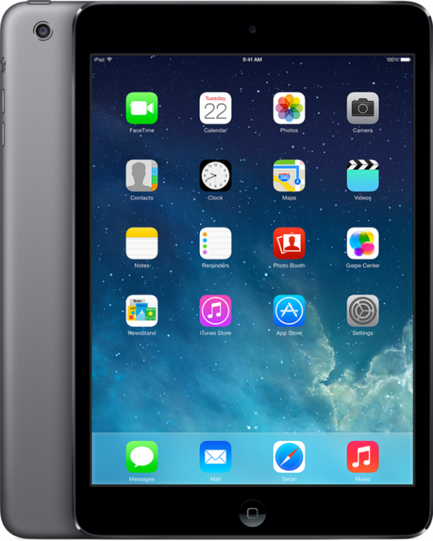 Apple iPad Air 16GB Wifi Space Grey - Kategorie B