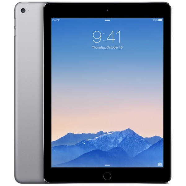 Apple iPad Air 2 WiFi 64GB Space Grey - Kategorie A