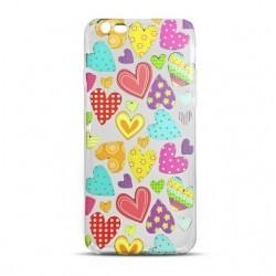 Mercury zadní kryt pro iPhone 6/6S Trendy Color Heart