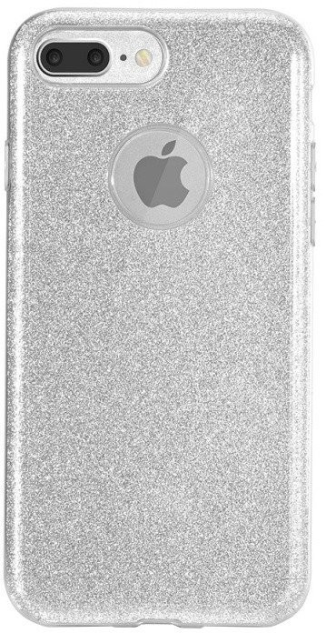 Mo-Case ultra slim pro iPhone 7/8 Star Shining - Silver