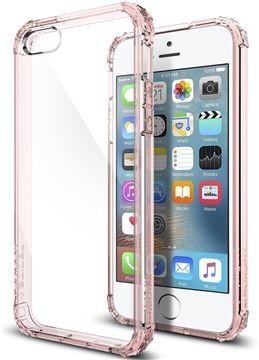 Ochranný kryt Spigen Rose Crystal pro iPhone 5S/SE