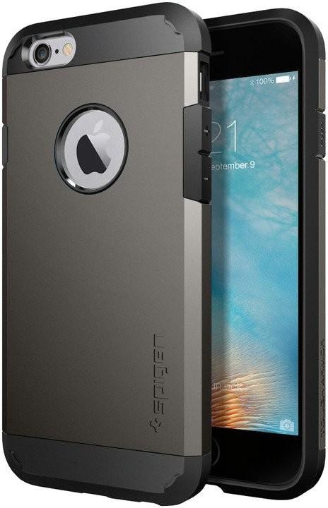 Spigen Tough Armor kryt iPhone 6S 6 černý  b4eb33a461d