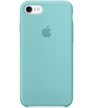 Apple iPhone 7/8 silicone case MMX02ZM/A Sea Blue