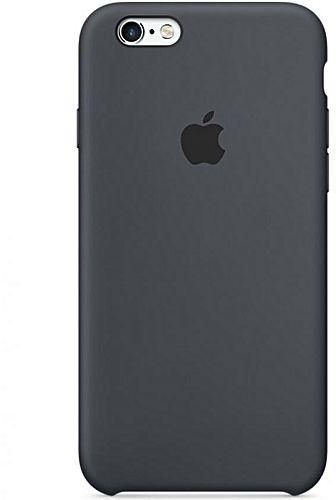 Apple iPhone 6/6S Silicone Case MKY62FE/A - Charcoal Grey