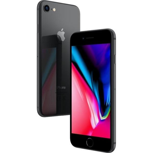 Apple iPhone 8 64GB Space Grey + bezdrátová nabíječka ZDARMA