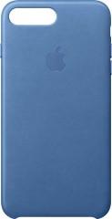 Apple iPhone 7/8 Plus Leather Case - Sea Blue
