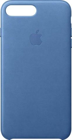 Apple kožené pouzdro pro iPhone 7/8 Plus - Jezerně modré