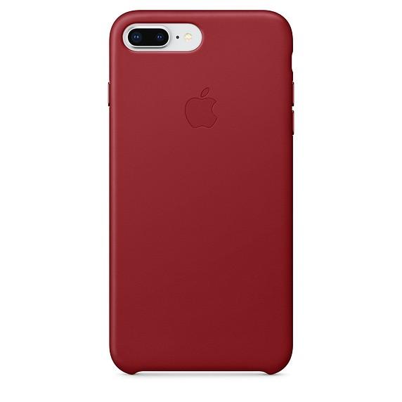 Apple iPhone 7 8 Plus Leather Case MQHN2ZM A - Red. Apple kožené pouzdro ... 662ea65fba4