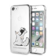 Karl Lagerfeld pouzdro iPhone 7/8 Plus čiré č.1