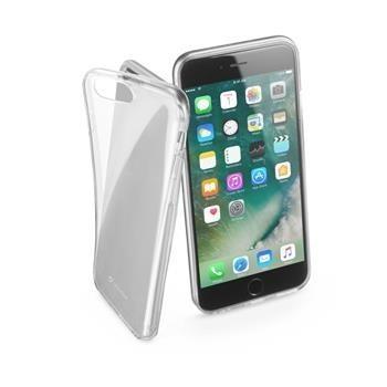 Extratenký zadní kryt CellularLine Fine pro Apple iPhone 7, bezbarvý