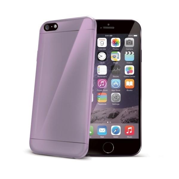 TPU pouzdro CELLY Ultrathin pro Apple iPhone 6/6S Plus, fialové