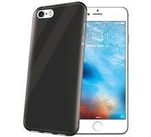 Ultra tenké TPU pouzdro CELLY Frost pro Apple iPhone 7, 0,29 mm, černé