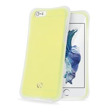 Zadní kryt CELLY ICECUBE pro Apple iPhone 6/6S, žlutý