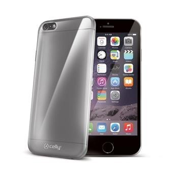 TPU pouzdro CELLY Gelskin pro Apple iPhone 6/6S, bezbarvé