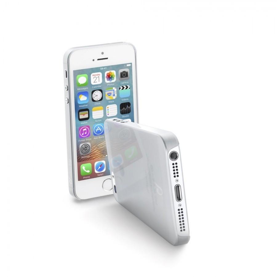 Ultratenký zadní kryt CellularLine ZERO pro Apple iPhone 5 5S SE ... a920be4cc13