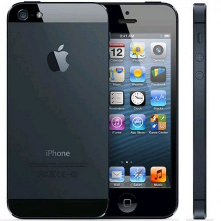 Apple iPhone 5 32GB Black - Kategorie A+