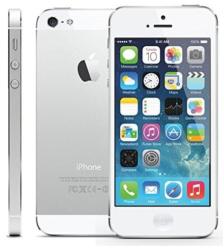 Apple iPhone 5 16GB White - Kategorie C