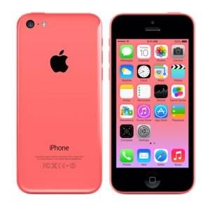 Apple iPhone 5C 8GB Růžový - Kategorie B