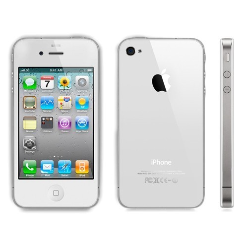 Apple iPhone 4 32GB White - Kategorie A