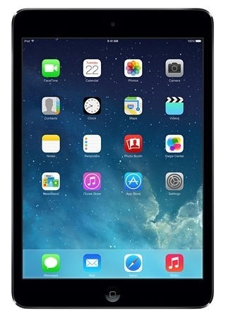 Apple iPad Mini 32GB WiFi Black - Kat. A