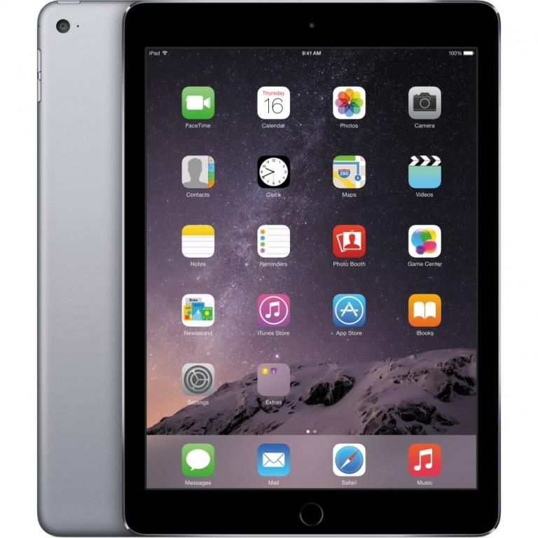 Apple iPad Air 2 WiFi 64GB Space Grey - Kategorie B