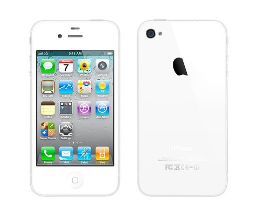 Apple iPhone 4S 16GB White - Kategorie A