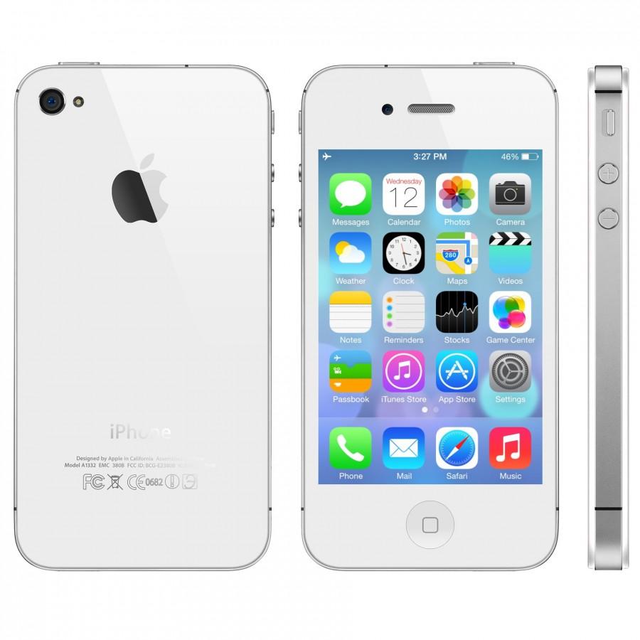 apple iphone 4s 8gb white kategorie c quikset praha. Black Bedroom Furniture Sets. Home Design Ideas