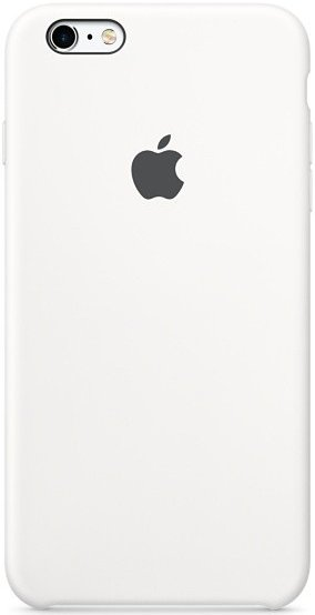 Apple iPhone 6/6S Silicone Case MGQG2ZM/A - White
