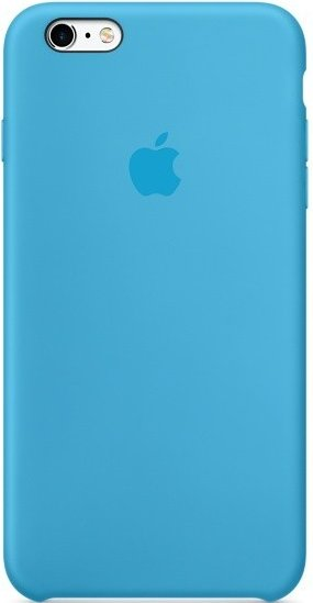 Apple iPhone 6/6S Silicone Case MKY52ZM/A - Blue