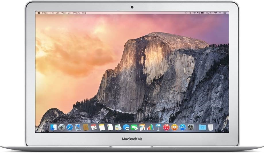 "Apple MacBook Air 13,3"" 1,8GHz / 8GB / 128GB / Intel HD Graphics 6000 (2017) MQD32CZ/A CZ Distribuce"