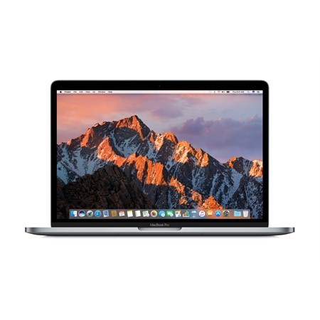 "Apple MacBook Pro 15,4"" Touch Bar / 2,8GHz / 16GB / 256GB vesmírně šedý (2017) (MPTR2CZ/A)"